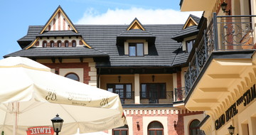 GERARD Corona Kömür Hotel Stamary, Zakopane, Poland
