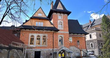 """GERARD Corona Kömür """"Dworzec Tatrzański"""" Zakopane"""