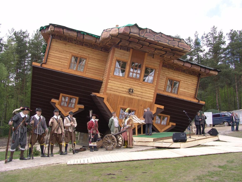 GERARD® Corona Kömür UPSIDE DOWN HOUSE, POLAND UPSIDE DOWN HOUSE, POLAND