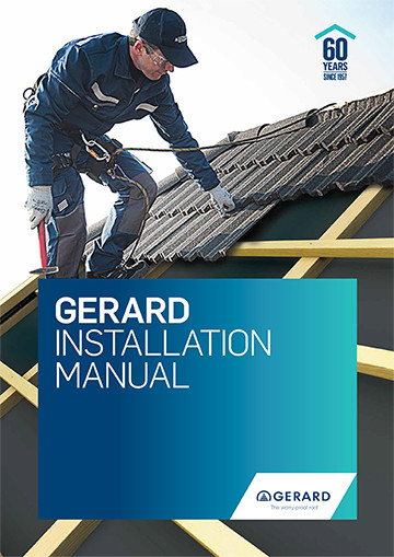 Gerard® Installation manual (PDF)
