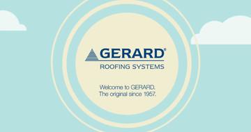 GERARD΄ın Benzersiz 5 Çatı Yenileme Avantajı