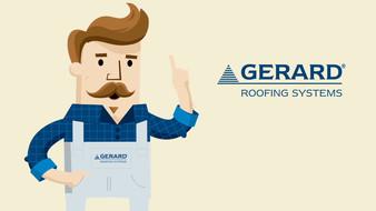 Gerard Çatı Sistemleri - Yarının ikliminin çatısı